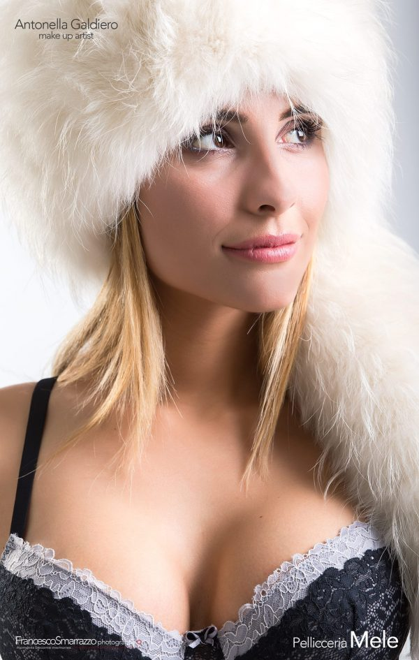 Cappello volpe e racoon